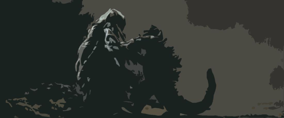 GNP Godzilla vs. Hedorah Image